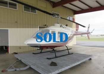 Helicopter Sold