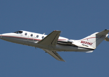 BJE 86 Beechjet 400
